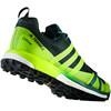 adidas TERREX Agravic GTX Shoes Men mystery greensemi solar yellow/core black